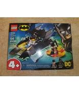 LEGO DC Batman The Penguin Pursuit! 76158 Building Minifigures 55pcs New... - $18.80
