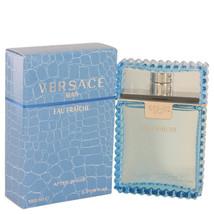 Versace Man by Versace Eau Fraiche After Shave 3.4 oz (Men) - $40.89