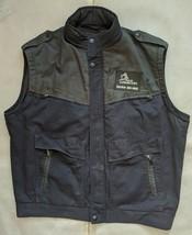 Münz Munz Muenz jacket sleeveless SIZE XL - $11.40