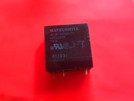 JC1aF-DC12V-TV, 12VDC Relay, Mitsushita Brand New!! - $8.42