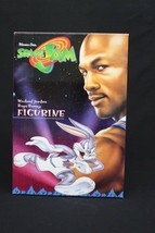 "Michael Jordan Bugs Bunny Space Jam Figurine Warner Bros New NIB 10""  - $59.99"