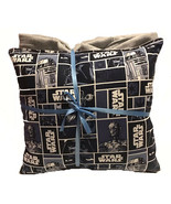 Star Wars Pillow And Blanket Star Wars Tic Tac Toe Style Pillow and Blan... - $19.99