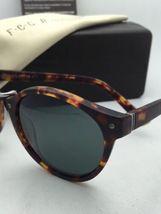 F.C.G. VONZIPPER Sunglasses VZ STAX Tortoise & Pewter Frame w/ Grey-Green Lenses image 7
