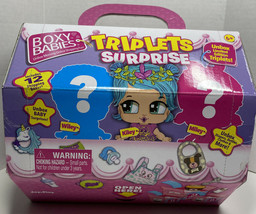 Boxy Babies Triplets Surprise New Unopened - $29.69