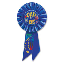 Dad to Be Rosette for Baby Shower - $4.95