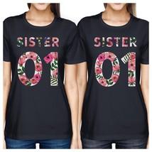 Sister 01 BFF Matching Navy Shirts - $30.99+