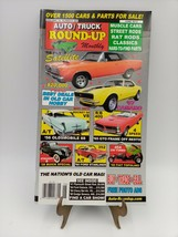 Auto truck round-up vintage vehicle buy-sell-trade magazine vol. 10 #265... - $2.80