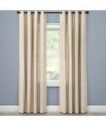 Threshold Linen Light Filtering Curtain One Panel Natural 95 x 54 - $18.50