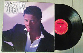 Gregory Abbott - Shake Me Down - Columbia Records - Vinyl Record - £4.76 GBP