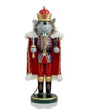 Holiday Lane 14″ Mouse King Statue Nutcracker Suite Christmas Holiday De... - $73.57