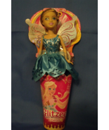 Toys Glitzeez New Blue Dress Fairy Doll 11 inches - $12.95