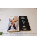 David Carradine's Tai Chi Entrenamiento For Beginners VHS Película Vintage Cinta - $13.89