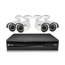 Swann SWNVK-874004-US 8-Channel 1080p NVR with 4 NHD-818 Cameras - $841.49