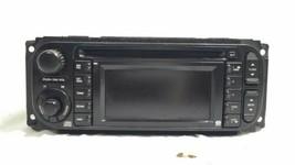 Dodge Ram Jeep Grand Cherokee Wrangler Navigation Dvd Radio Receiver RB1 Oem - $229.99