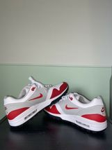 Nike Air Max 1 G White University Red Golf Shoes AQ0863-100 Size 10.5 image 3