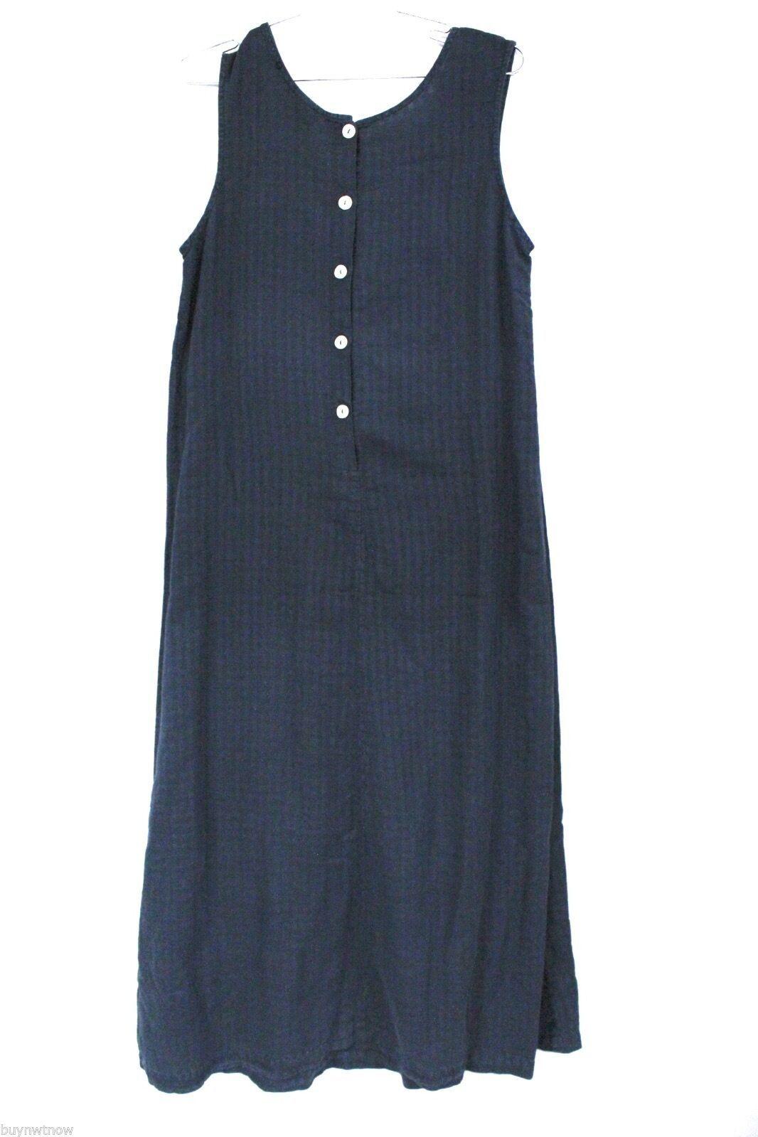 Fresh Produce Tank Maxi Dress & Jacket Blouse Top Black Windowpane Print  M image 4