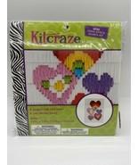Kitcraze  Long Stitch Hearts Kit  - $12.77