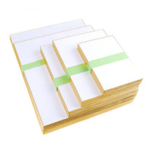 Shikishi Board 10EA Handwritten Autograph Calligraphy Manga Made in Japan - $16.82+