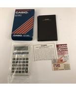 Vibtage Casio LC-311E Calculator - $14.84
