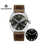 San Martin Stainless Steel Fashion Simple Automatic Men's Mechanical Wat... - $524.88+
