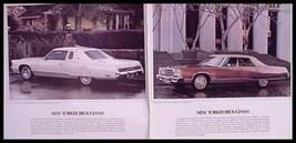 1975 Chrysler Dlx Brochure New Yorker Newport - $6.47