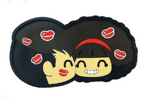 MocMoc Universal Desk, Table, Car Dashboard Non-slip Mat Kiss Kiss