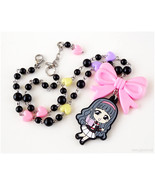 Cardcaptor Sakura Tomoyo Pastel Goth Necklace, Magical Girl, Harajuku Fa... - $31.00
