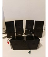 5 Sony Front/Rear/Center Surround Speakers SS-TSB122 for BDV-HBD-E3100/E... - $89.09