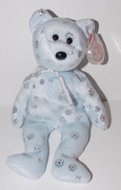 "Ty Beanie Baby Flaky Plush 8.5"" Teddy Bear Stuffed Animal Retired Tag 20... - $3.99"