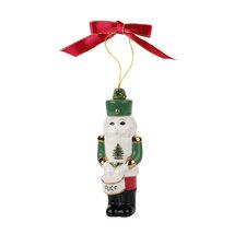 Spode Christmas Tree Nutcracker with Drum Ornament - $25.00