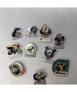1996 Atlanta Paralympic Summer Games Pins Lot of 10  Blaze Mascot Pins - £19.85 GBP