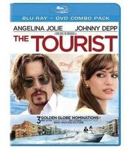 DVD - The Tourist (Two-Disc Blu-ray/DVD Combo) 2-DVD  - $13.99