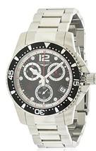 Longines HydroConquest Chronograph Black Dial Mens Watch L37434566 - $940.08