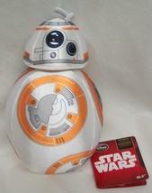 "Disney Star Wars The Force Awakens BB-8 ROBOT DROID 7"" Plush STUFFED Toy... - $19.80"