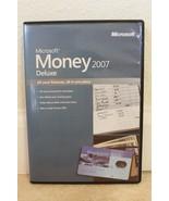 Microsoft Money 2007 Deluxe - $22.99