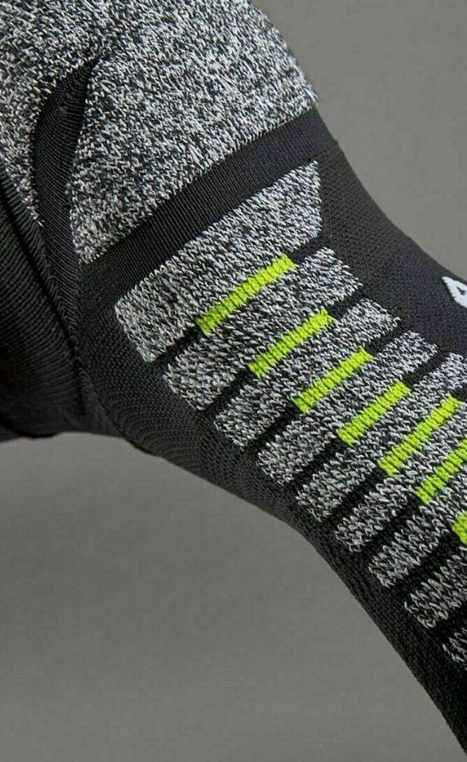 New NIKE Grip STRIKE LightWeight Football Crew Socks  USsz:12-13.5  SX5089-010 image 5