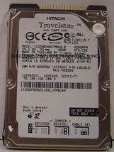 "lot of 4 IC25N040ATMR04-0 IBM 40GB 2.5"" IDE Drive Tested Good Free USA Ship - $39.20"