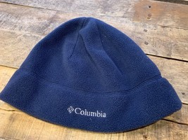 COLUMBIA Brand Skull Winter Stocking Adult Cap Hat Size S/M - $9.89