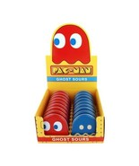 Pac-Man Video Game Ghost Shaped Candy in Blinky Metal Tins Box of 18 NEW... - $58.04