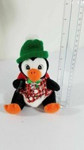 "COCA-COLA 1999 Plush B EAN Ies 9"" Penguin Collectibles Keepsakes - $9.90"