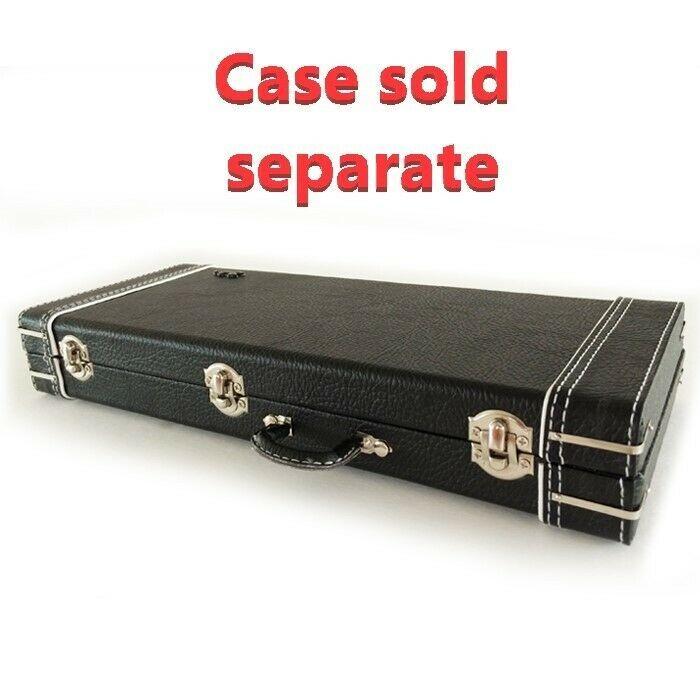 Ritchie Blackmore-Fender Stratocaster Olympic White 1:4 Nachbildung Gitarre ~ image 6