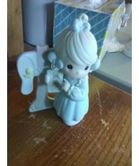 1990 Precious Moments Figure - Sharing the Good News Together - $7.36