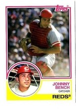 2015 Topps Archives JOHNNY BENCH #202     [Mint] - $1.00