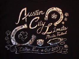 Austin City Limits ACL Music Festival October 2014 Zilker Park Tank Top Size M - $22.91