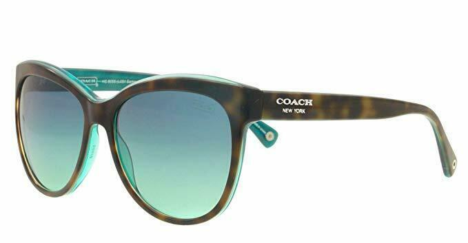 37b6d7ed29d1 Coach Sunglasses HC8055 5116/4S Dark and 50 similar items