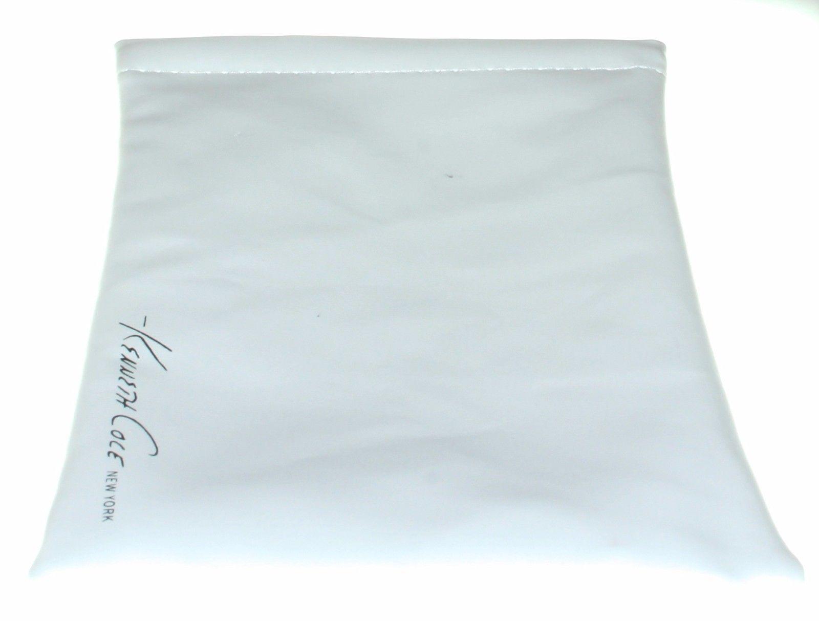 Kenneth Cole New York Mens Sunglass Soft Square Black, Smoke Lens KC7034 1B image 6