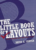 The Little Book of Layouts: Good Designs and Why They Work [Paperback] C... - £4.26 GBP