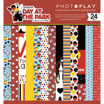 Another Day at the Park 6X6 Paper Pad by PhotoPlay
