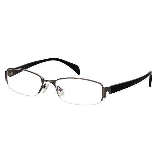 50c14632bb6d S l1600. S l1600. Previous. EBE Bifocal Reading Glasses Gun Rectangle Half  Rim Regular Hinge Anti Glare