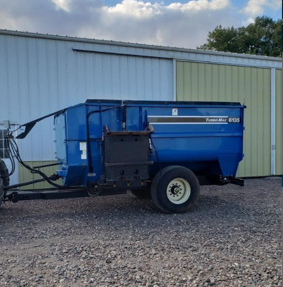 SAC TURBO-MAX 6135 For Sale In Sioux Center, Iowa 51250